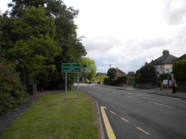 Wolverhampton Road, Moss Pit
