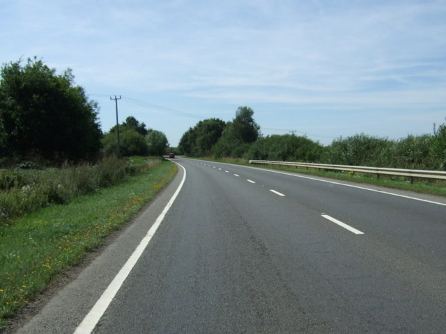 A507 towards Ampthill