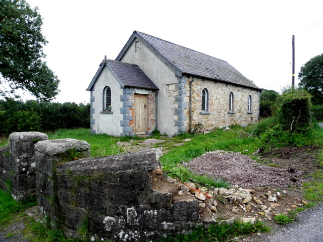 Former Methodist Church at Kill