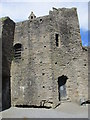 S1389 : Roscrea Castle, sentry tower by Jonathan Thacker