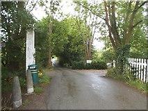 TL1614 : Leasey Bridge by David Howard