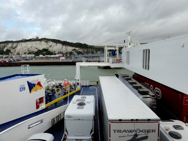 Port of Dover - 2015