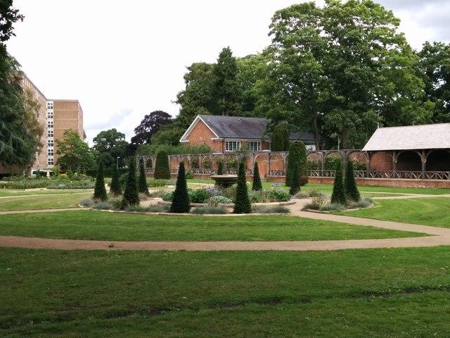 Worth Park Gardens by Robin Webster
