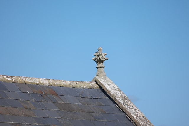 Church of Saint Mary, Berrow:  Finial