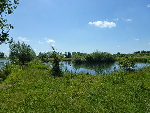 Deeping Lakes: small lake