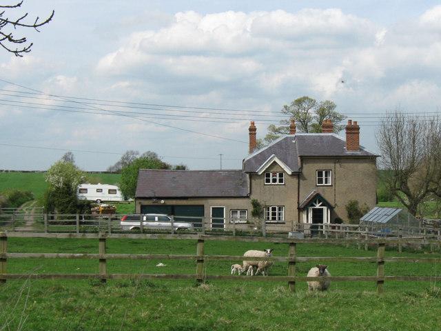 Miswell Farm House