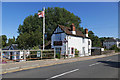 SU9844 : Farncombe boat house office by Alan Hunt