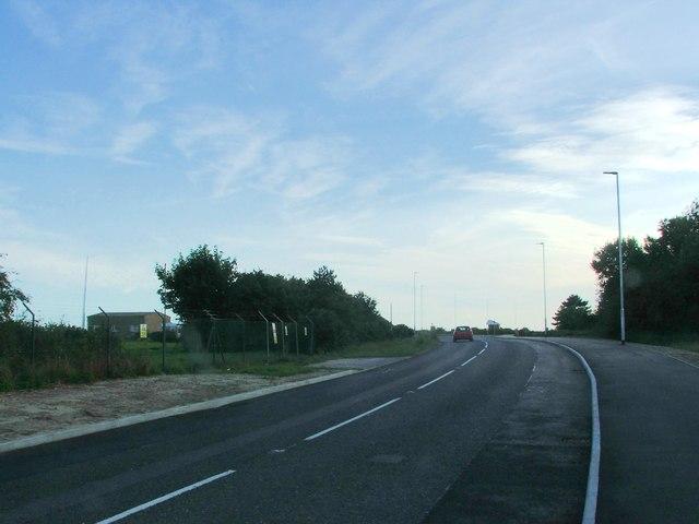 Dymchurch Road, near Hythe