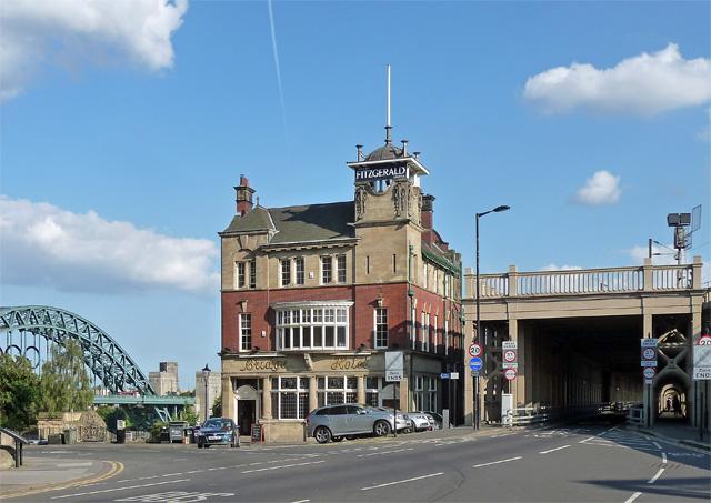 Image result for bridge hotel newcastle