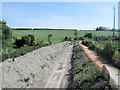 SP9012 : View of canal bed from Bridge 4a on the Wendover Arm by Chris Reynolds