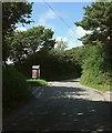 SX7050 : Chillaton Cross by Derek Harper