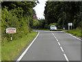 TF8824 : East Raynham - Please Drive Slowly by David Dixon