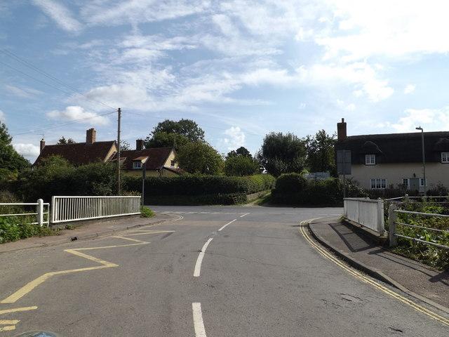 Derry Brook Lane, Debenham