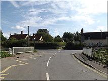 TM1763 : Derry Brook Lane, Debenham by Adrian Cable