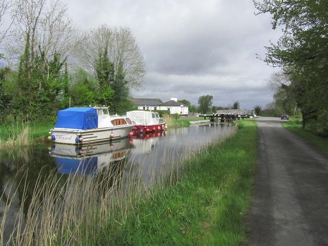 Royal Canal at Coolnahinch & Lock 41, Co Longford
