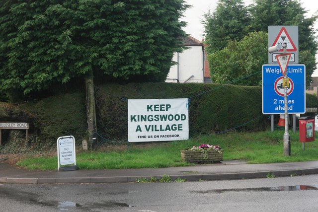 Kingswood: campaigns and advertising