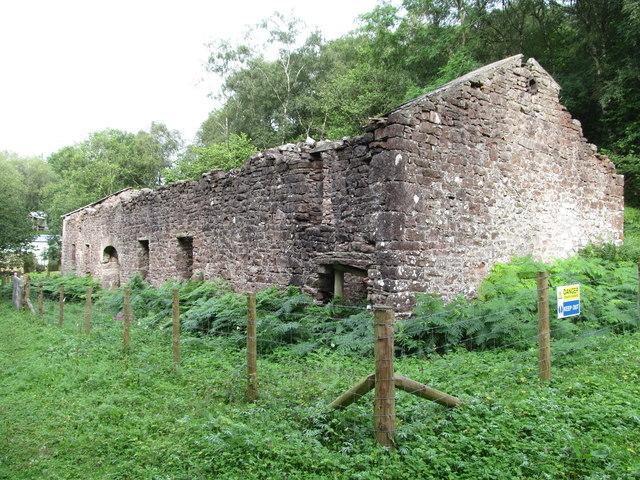 Augill Smelt Mill
