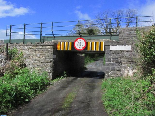 Low bridge at Cooleeny, Co Longford