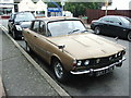 TQ4169 : Vintage 1972 Rover P6, Beechfield Road, Bromley by Chris Whippet