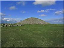N5877 : Cairn 'T' Summit of Slieve na Calliagh, Co Meath by Colin Park