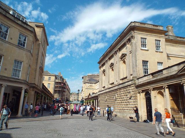 Stall Street, Bath