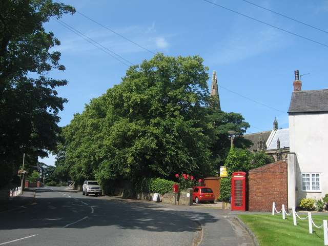 Summerwood Lane, Halsall