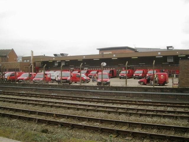 Royal Mail delivery depot, Banbury