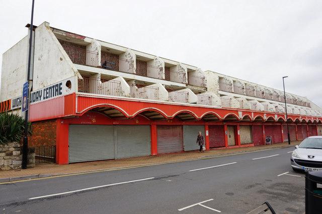 Wight City Holiday Centre, Sandown