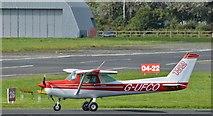 J4972 : G-UFCO, Newtownards Airport (August 2015) by Albert Bridge