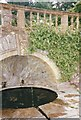 ST2428 : Fountain by Bob Harvey