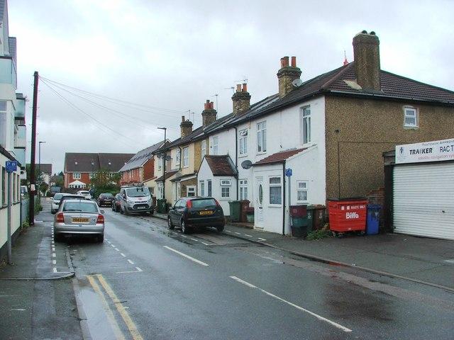 East Road, Welling