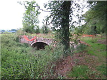 SO6243 : Bridge over former Herefordshire & Gloucestershire Canal by Oast House Archive
