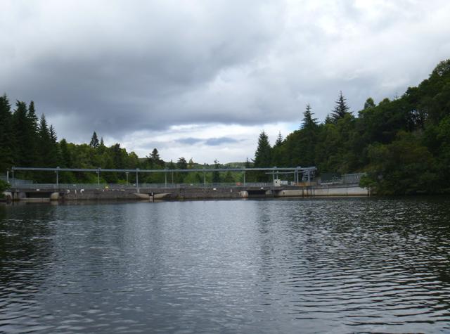 Aigas Dam