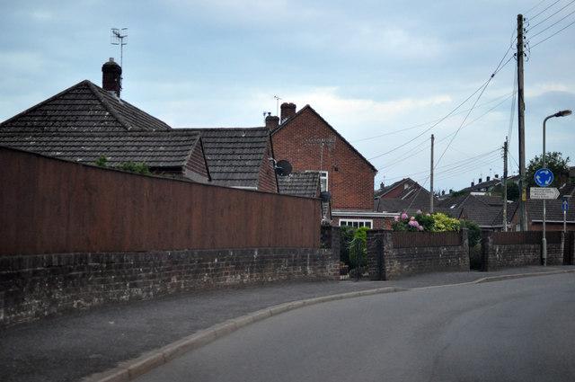 Tiverton : Old Road