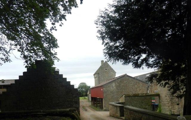 Kimmerghame Mill