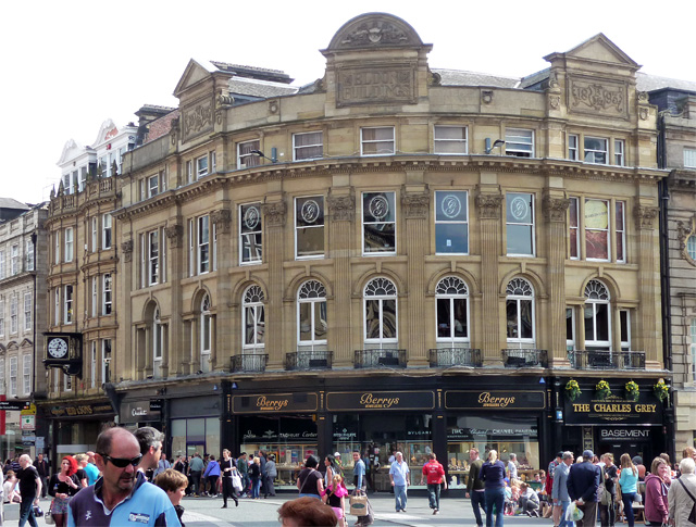 Eldon Buildings, Blackett Street, Newcastle