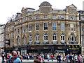 NZ2464 : Eldon Buildings, Blackett Street, Newcastle by Stephen Richards