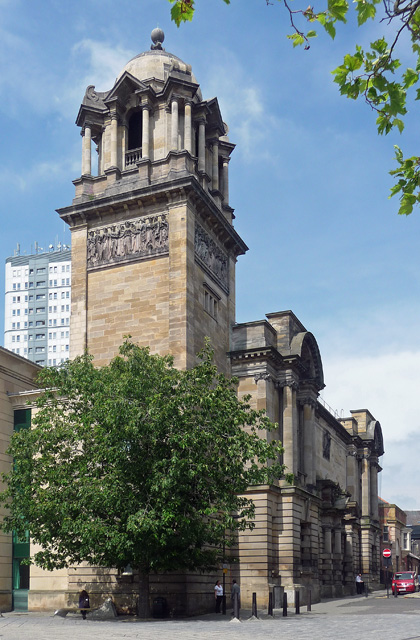 Laing Art Gallery, Higham Place, Newcastle