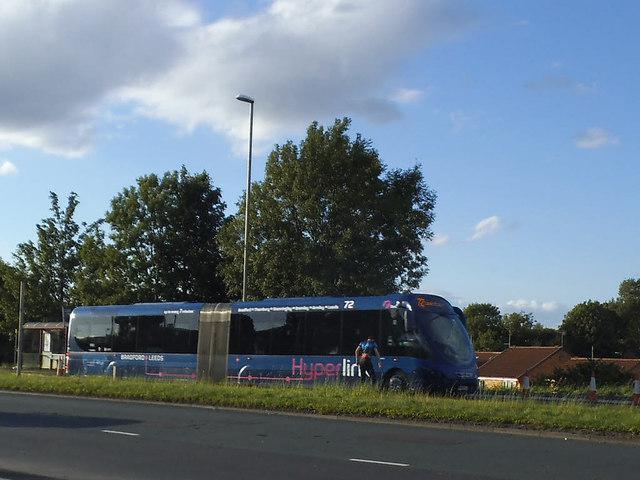 Hyperlink bus, Stanningley Road