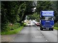 TF9833 : Southbound A148 near Thursford by David Dixon