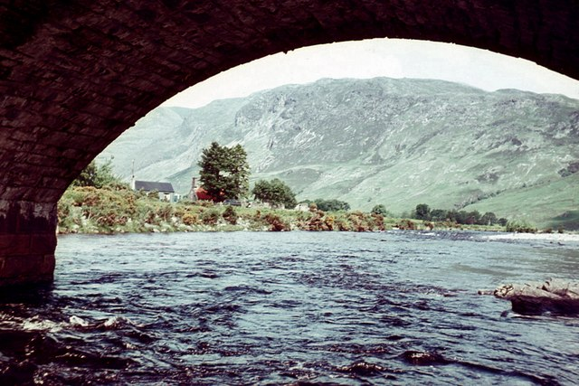 The Kinlochewe River