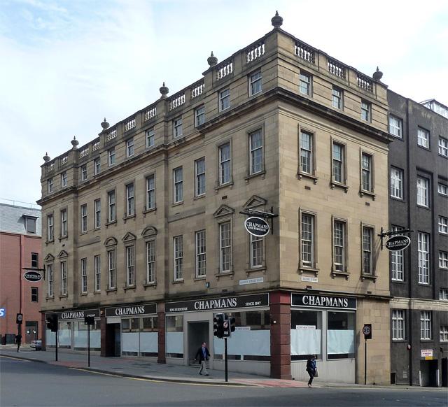 Plummer House, Market Street, Newcastle