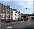 NZ2564 : 5-7 Saville Place, Newcastle by Stephen Richards