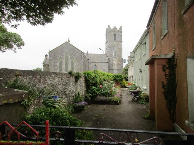 Park Gate and St. Mary's church