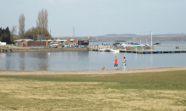 Chase Watersports Centre within Chasewater Country Park, Brownhills