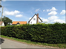 TM1172 : The Auberge, Thornham Parva by Adrian Cable