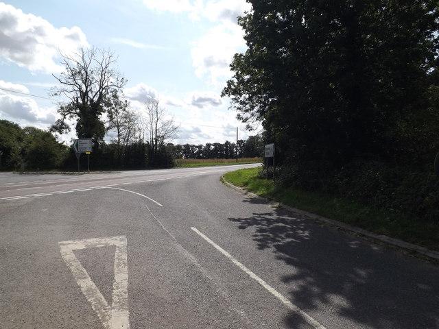 Bull Road, Thornham Parva