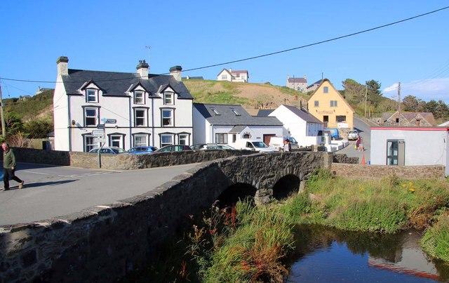 Bridge over Afon Cyllyfelin (Pont Fach)