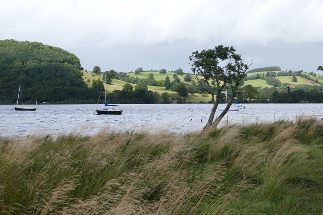 Ullswater at Gale Bay