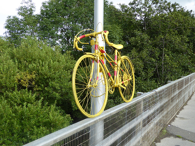 The stripey bikes of Haydon Bridge (6)